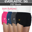 FBT Shorts / Sports / Women / Outdoor / Authentic / Shorts / Dri-Fit