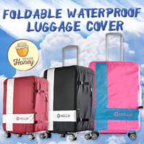 ★Holly★Foldable WaterProof Luggage Cover★Size Adjustable★20-28inch★Honey Design Shop