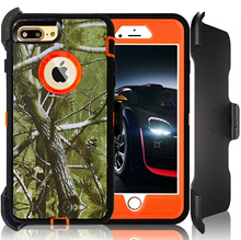 Shockproof fashion Camouflage case ,Scratch Protection and Drop Protection Case [with belt clip fit