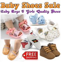 [ORTE] Boy Girl Baby Toddler Prewalkers Shoes Shop★Best Quality★Super Fast Delivery★Babies Love Them