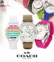 new model added!!!【COACH】★COACH WATCH COLLECTION★100% AUTHENTIC/FREE SHIPPING/BIG SALE ♥▨Gifts▧♥