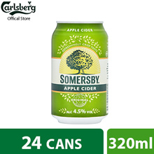 Somersby Apple Cider Can 320ml ( Pack of 24 )