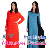 New Arrivals! Modern Muslimah / Long dresses / Flare dresses / Tops / Maxi dress / Fit M-XL **FREE SHIPPING**