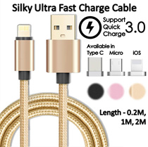 REMAX Fast Charge USB Cable Lightning Micro Type C USB C Samsung Andriod iPhone 7 6 5 S Adapter OTG