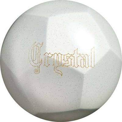 ABS(アメリカン ボウリング サービス) クリスタル(CRYSTAL) パールホワイト PW 【ボウリングボール ボーリング】の画像