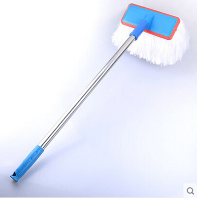 qoo10 long handled car duster mop washing non pass water autom. Black Bedroom Furniture Sets. Home Design Ideas
