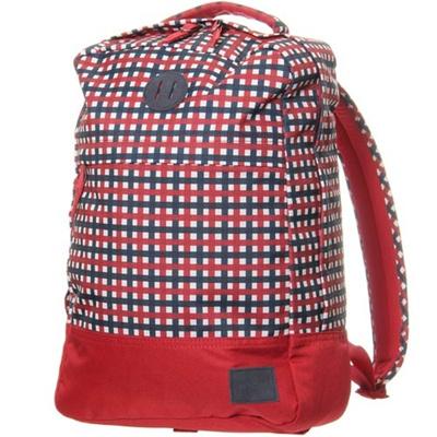 ◆即納◆★15春新カラー★ニクソン(NIXON) Beacons Backpack/ビーコンズ Red/Navy C2190 【バッグ リュック リュックサック サーフ スケート】の画像