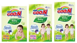 GOO.N Cheerful Baby Pants 4 Packs Deal!