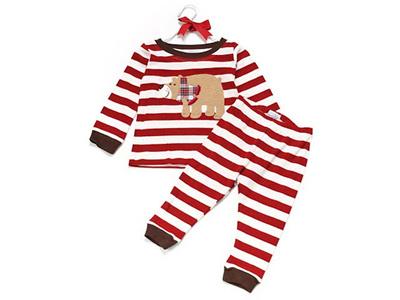 マッドパイ Mud Pie ロングTシャツ パンツセット ベビー 352600-18 12~18ヶ月の画像
