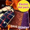 Electric hot pack / stomach warmer / heat pack / neck warmer