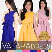 NEW COLOR!Premium Quality Valara Dress and Laura Dress_Fit Size S-L besar_100% Cotton_Trend Fashion_Dress Wanita / Womens Dress / Pakaian Wanita
