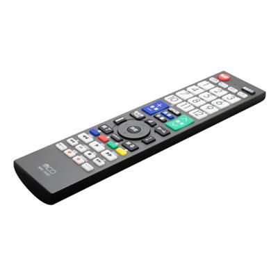 メーカー別に設定済み、地上デジタル用テレビリモコンミヨシ(MCO)メーカー別TVリモコンシャープ用(アクオス)MRC-SH01