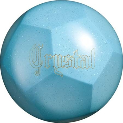ABS(アメリカン ボウリング サービス) クリスタル(CRYSTAL) パールブルー PB 【ボウリングボール ボーリング】の画像