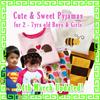 Children long sleeve Pyjamas sleepwear Kids pajamas/long pants/clothes/kids clothes/clothing/child