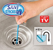 Buy 1 get 1 Free ★ New Sani Sticks ★ Advanced Concept Drainage Cleaning Stick / Stuffed Up Drain / No More Strong Smell / 1 stick for 30 days