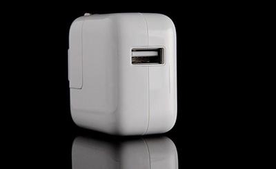 【国内発送】【ipad air対応】USB ACアダプタ 10W 2.1A対応 USB タイプ タブレットPC USB充電器 ipad air2 nexus7の画像