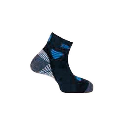 サロモン(SALOMON) ホーネット(HORNET) Midnight Blue L36922600 【アウトドアウェア スポーツウエア 靴下 アンダーウェア ソックス】の画像