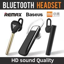 ◇REMAX/xiaomi Bluetooth Earphone/Car charger Earphone/Answer Call /Listen Music Smsung Xiaomi Ht