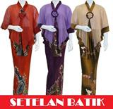 Free Ongkir! Koleksi Pakaian setelan songket Kimono/Songket Lovita/Songket Rosita/Setelan Rangrang/Setelan satin Batik/setelan minakari // Baju gamis muslim wanita/banyak pilihan warna/bahan chifon