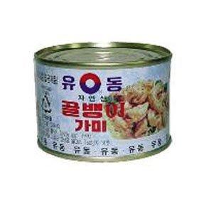 【韓国食品・韓国飲み物】■自然産つぶ貝(小140g)■の画像