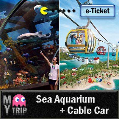 Buy My Trip Sea Aquarium Deals For Only S 67 Instead Of S 0