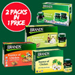 [2 pack in 1 price]Brands Essence Chicken [NEW STOCK][SHIPPING TO WEST MALAYSIA ONLY]~~4 Flavor~~