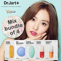 MIX BUNDLE OF 4 - DR JART + KOREA DERMASK Face Mask (5 pcs) Premiums Skin Care
