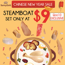 CHINESE NEW YEAR REUNION STEAMBOAT BUNDLE $9 | BEEF SHABU SHABU $4! WHILE STOCKS LAST!