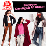 Koleksi CARDIGAN-BLAZER FASHION | 6 model