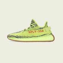 Adidas Yeezy 350 v2 Frozen Yellow (Code: B37572)