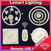 Remote LED light★Remote control LED Ceiling Light ★dimmable★Magnet Lamp★Colour Changing★Adjustable