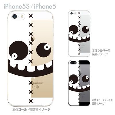 【iPhone5S】【iPhone5】【HEROGOCCO】【キャラクター】【ヒーロー】【Clear Arts】【iPhone5ケース】【カバー】【スマホケース】【クリアケース】【おしゃれ】【デザイン】 29-ip5s-nt0043の画像