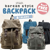 [Free Qxpress]◆CNY BIG PROMO◆★Unisex Korean Version Shoulder bag Backpack School  Bag Unisex backpack Men bag Lady Bag Women Bag BPB-CC01