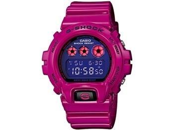 【クリックでお店のこの商品のページへ】ジーショックカシオ CASIO Gショック クレイジーカラーズ デジタル 腕時計 DW-6900PL-4JF