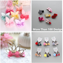 ★$ 0.7 up ★ Baby toddler hairclip child children accessory / girls Hair clips/ Korean Style Cute Bab