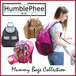 Diaper Bag Outdoor Heine Mummy SG Seller Ready Stock Handy Compact Backpack Haversack Stylish Lightweight Baby