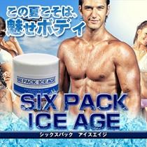 Hot Japan Six Pack Ice Age Gel☆ DIET SUPPORT MASSAGE GEL FOR BODIES!Volume up 200g version!