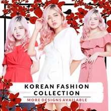 16/01/19 updates★Buy 3 Free Qxpress★NEW DESIGN!★Korean Fashion Series/★Womenswear★Kstyle★Dress/Top