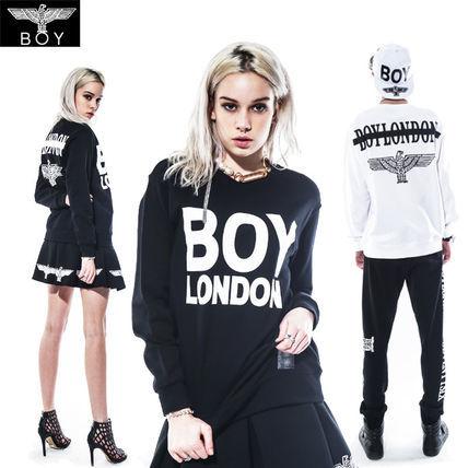 【クリックで詳細表示】[BOY LONDON]BOY LONDON(ボーイロンドン)BOYLONDON/正規品/セレブ愛用/少女時代bigbang/ G-DRAGON/K-POP/T-SHIRT/長袖セーターTシャツ/男女共用/B61MT07U80 B61MT07U89