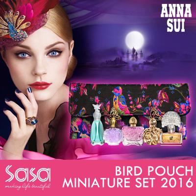 ผลการค้นหารูปภาพสำหรับ ANNA SUI 2016 Pouch miniature