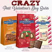 ♥Post Valentines Day Sale!♥ [LOWEST!] $1.50 Per Bag ║ 3 different flavours to chose from!