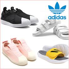 $99.8 big sale★SUPER SALE PRICE★[Adidas]100% authenticity ADIDAS Slip-on shoes/superstar