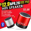 ♣ **Time Sale**♣HIFI Bluetooth Speaker ♣ Portable  Large screen HIFI Speaker