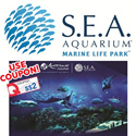 [Holiday Special]SEA AQUARIUM - RESORTS WORLD SENTOSA 海洋馆 Open Ticket. Use your coupon to get the best deal!