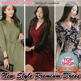 All Flat price! [LoveNlovin] UP TO 65% OFF - women fashion women clothing Korean Formal Dress Collection] 2015 Customer Satisfaction Best Item wedding