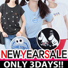 ★HAPPY NEW YEAR SALE★new year gift★Ready Stock in SG★Cute tee/character tee/printed tee/Crop Top/Blouse/Plus Size/Long sleeve/