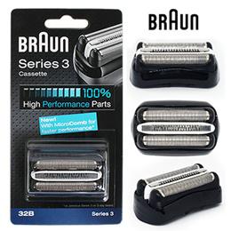 ★$6 Coupon★[Braun 3-Series Replacement shaving blade 32B] 390cc 370cc 350cc 360c 320s330s340s345s380