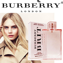 [FLASH DEAL TODAY!] TESTER PACK PERFUME BURBERRY BRIT SHEER EDT SPRAY 100 ML /LONDON WOMEN AND MEN/BRIT WOMEN EDT 100 ML (NO CAP)FRAGRANCE /BODY/ WEEKEND WOMEN MEN FRAGRANCE