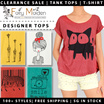 OCT 15 CLEARANCE★LATEST YOUNG DESIGNER WOMEN SHORT SLEEVED T-SHIRT★UNIQUE DESIGN AND HIGH QUALITY COTTON GRAPHIC DESIGNER T-SHIRTS★Local Seller with SG IN STOCKS