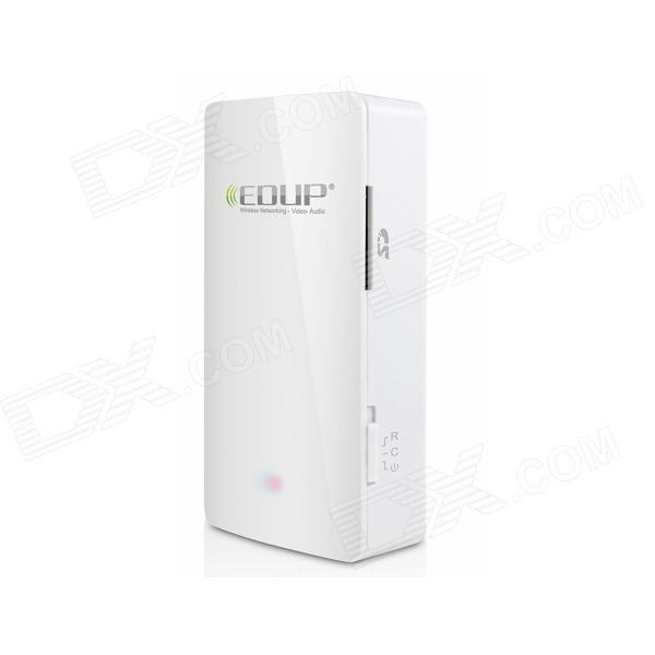 【クリックで詳細表示】EDUP EP9510N 6-in-1 3G Wireless Wi-Fi Modem w/ 8000mAh Power Supply + SD Expansion + More - White